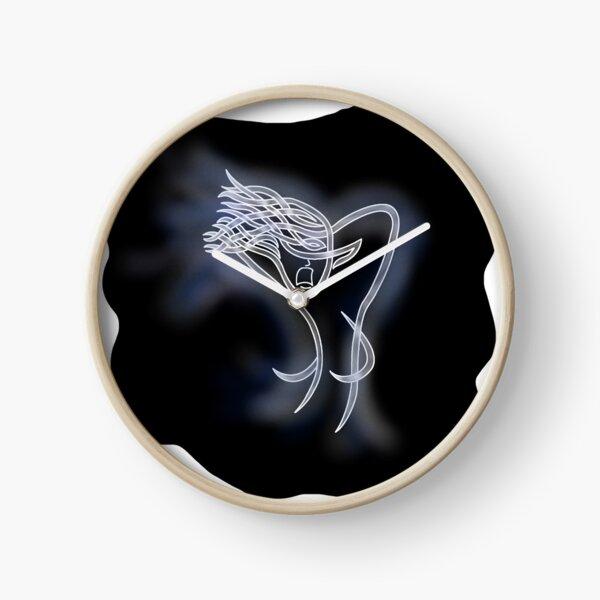 Celtic Knot Bean Sidhe (Banshee) Clock