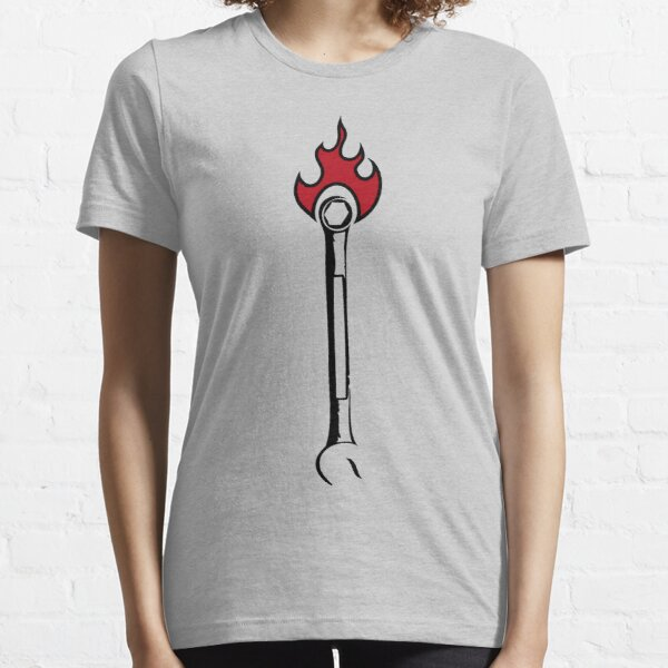 Wrench Burn Essential T-Shirt