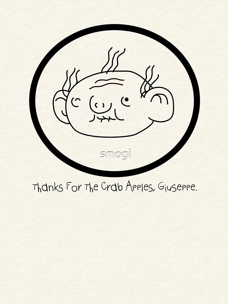 Thanks, Giuseppe by smogi