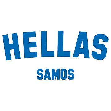 SAMOS by eyesblau