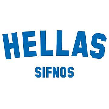 SIFNOS by eyesblau