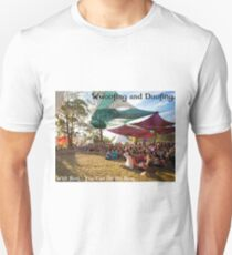 Wwoofing and Doofing - EFF12 T-Shirt