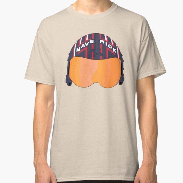Maverick Helmet Stylized Classic T-Shirt
