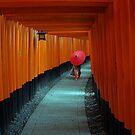 FUSHIMI INARI SHRINE  by Michael Sheridan