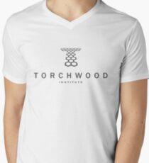 Torchwood Men's V-Neck T-Shirt