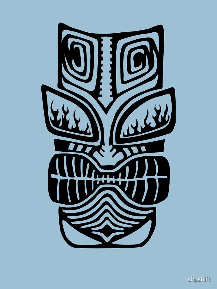 Grumpy Tiki by shpshift
