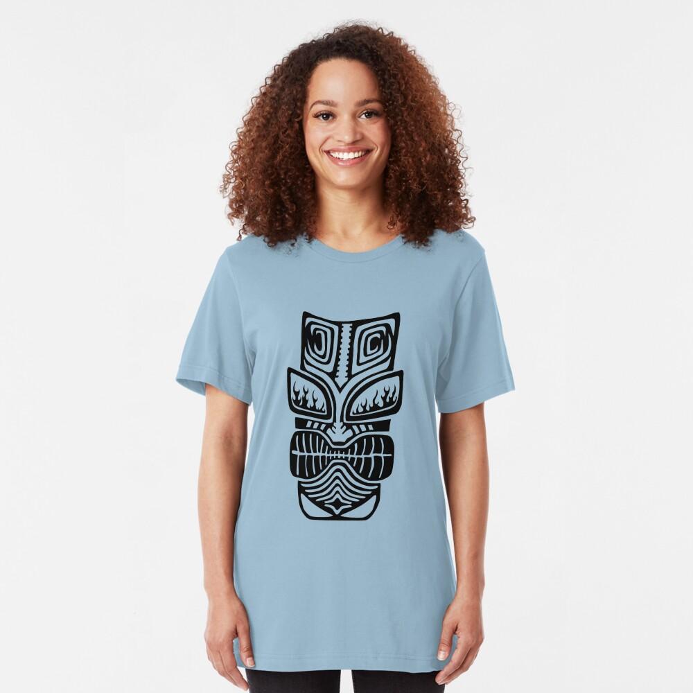 Grumpy Tiki Slim Fit T-Shirt