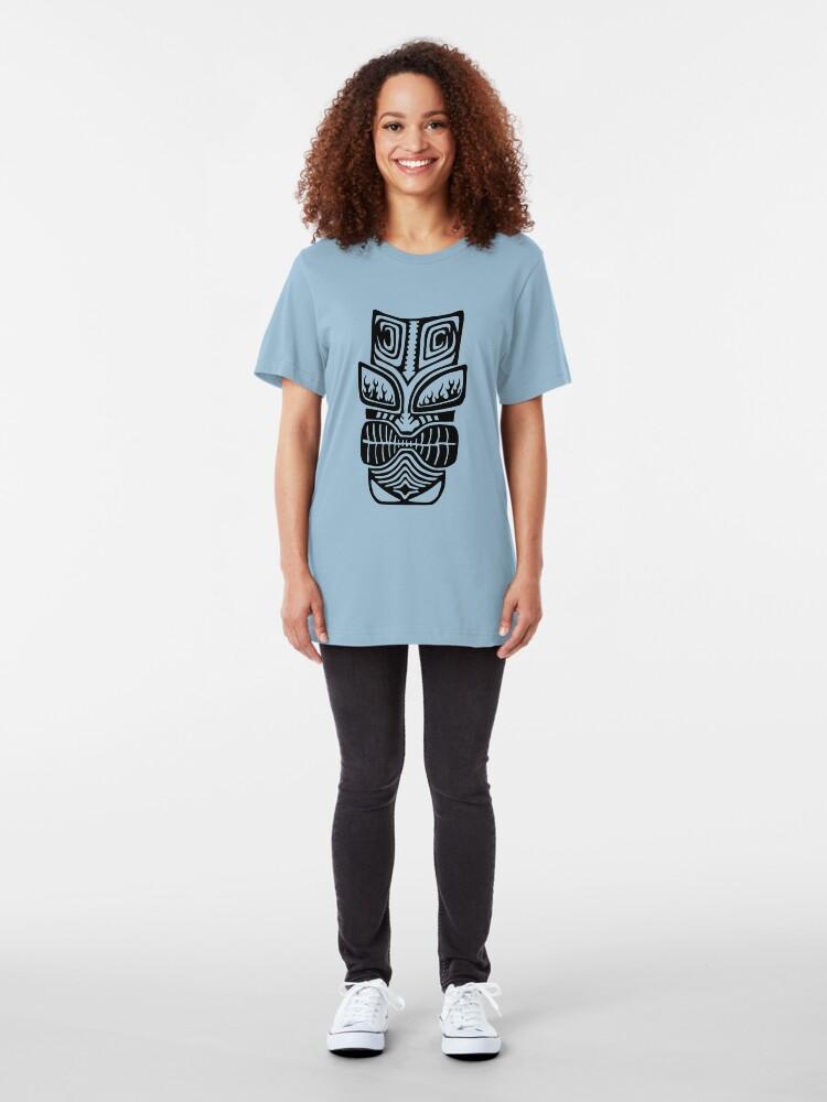 Alternate view of Grumpy Tiki Slim Fit T-Shirt