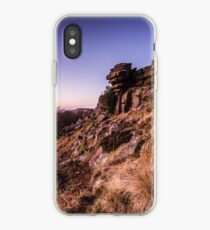 The Head of Stanage Edge iPhone Case
