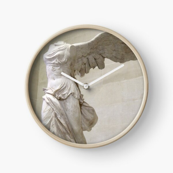 Alado Nike de Samotracia Louvre Reloj