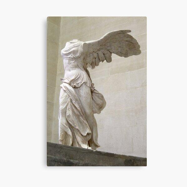 Louvre Nike ailé de Samothrace Impression sur toile