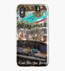 Wwoofing and Doofing - EFF14 iPhone Case/Skin