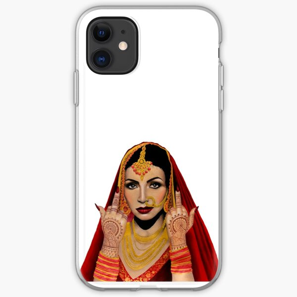 Not Your Bride iPhone Soft Case