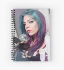 Goblin Queen Spiral Notebook