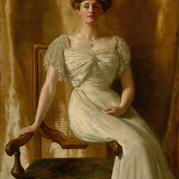 "John Collier ""Portrait of The Hon. Mrs Harold Ritchie"" by ALD1"