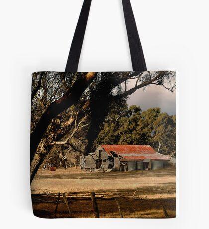 Old Shedding Lexton Victoria Tote Bag