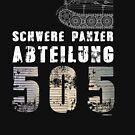 KINGTIGER - S.PZ.ABT. 505 by PANZER212