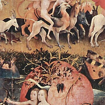 Creatures from Bosch - Hieronymus Bosch by Geekimpact