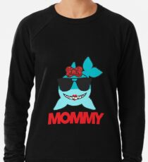 Mama Hai doo doo doo Leichtes Sweatshirt