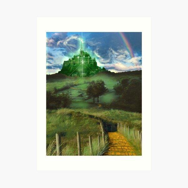 Prairie Oz Art Print