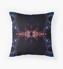 The all seeing eye Throw Pillow