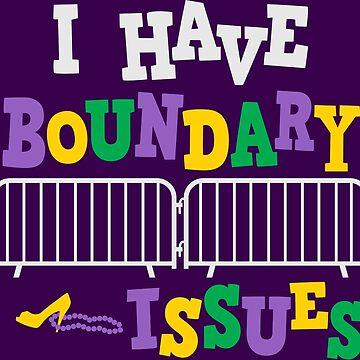 New Orleans NOLA Mardi Gras Boundary Issues by machmigo