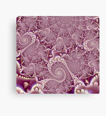 Autumngirl Image4-ExquisiteSepia + Parameter Canvas Print