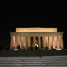 Lincoln Memorial by Susan Russell