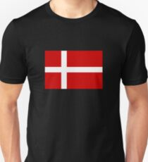 Flag of Denmark T-Shirt