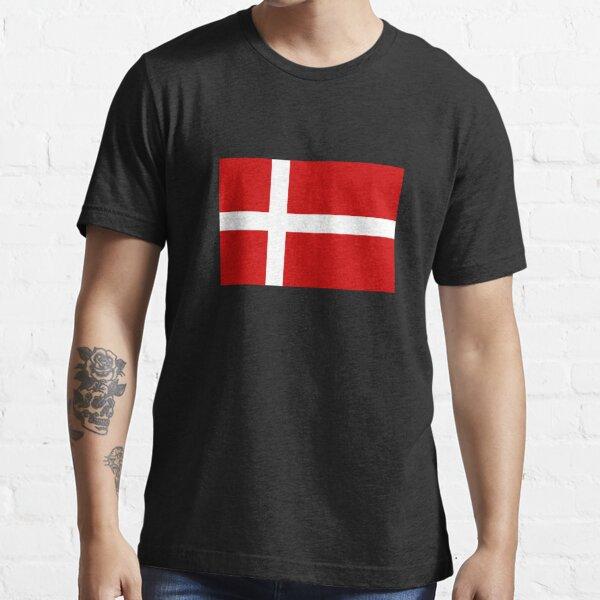 Flag of Denmark Essential T-Shirt
