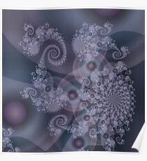 Exquisite-sepia Image 2 viennablue + Parameter Poster