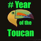Year of the Toucan! by Wild Green Memes Store