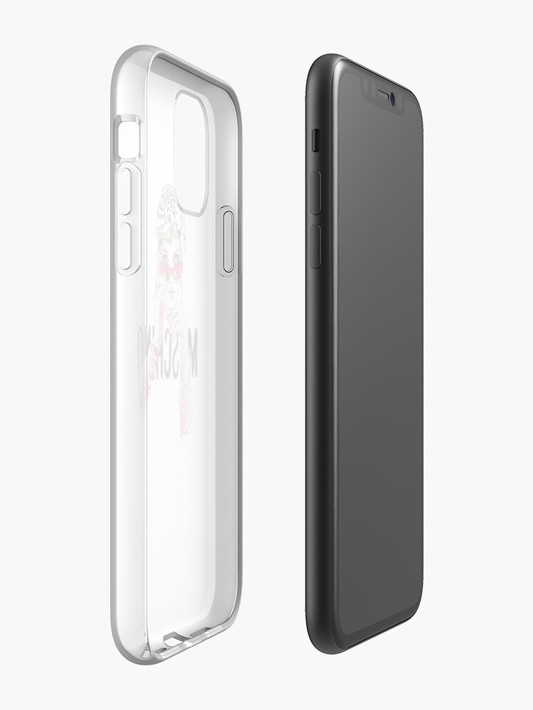 """""""Schönheit Moschino"""" iPhone-Hülle & Cover von ruthrspaulding"""