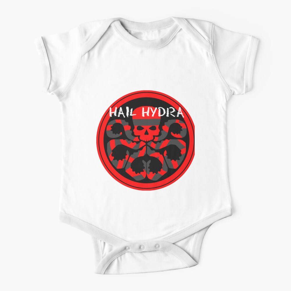 Hail Hydra Baby One-Piece