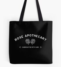 Rose Apothecary Inverted  Tote Bag