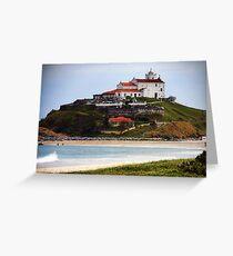 Saquarema's Church - Beach - Brazil Greeting Card