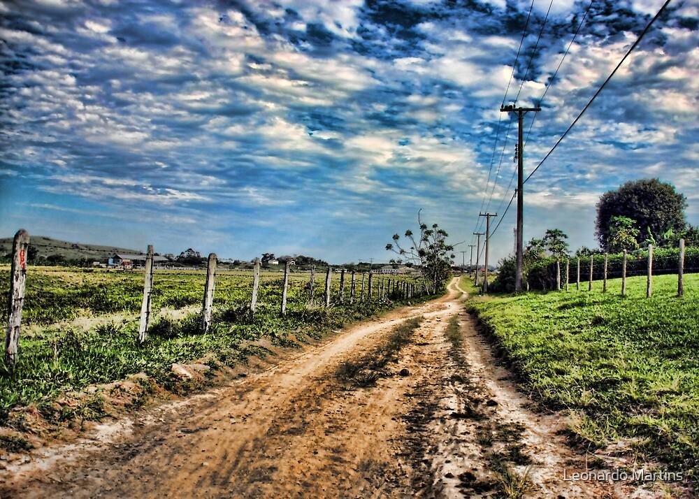 Old slave farm at Saquarema county, RJ - Brazil by Leonardo Martins