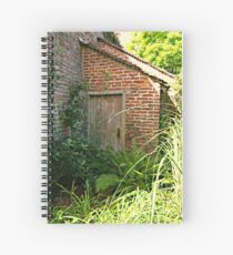 The Privy Spiral Notebook