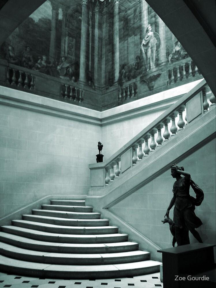 Staircase by schizomania