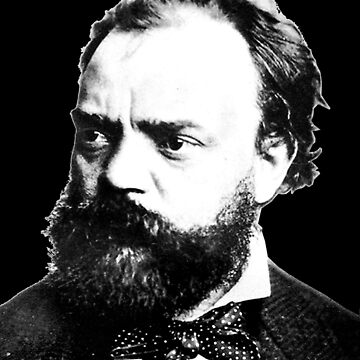 Antonín Leopold Dvořák by Thornepalmer