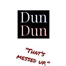 Dun Dun, That s Messed Up SVU by Deana Greenfield