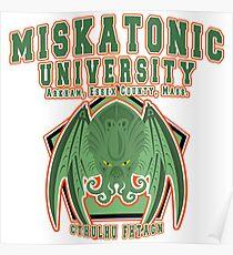 Miskatonic University Poster