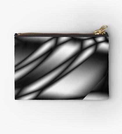 Monochrome Pattern 006 Zipper Pouch