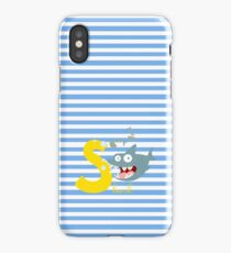s for shark iPhone Case