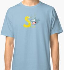 s for shark Classic T-Shirt