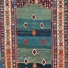 Sivas Antique Turkish Niche Kilim by Vicky Brago-Mitchell