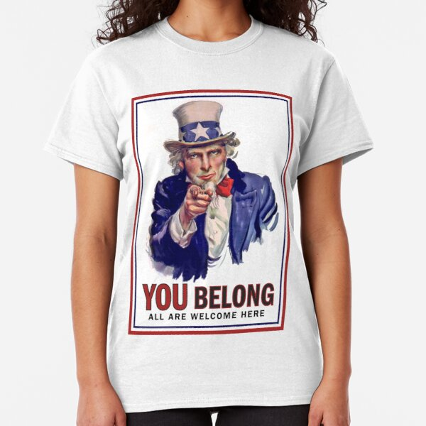 YOU BELONG Classic T-Shirt