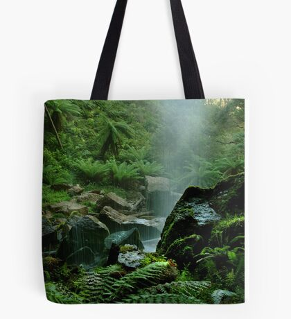 Binderee Falls Victorian High Country Tote Bag
