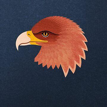 FAUNA / Golden Eagle by danielcoulmann
