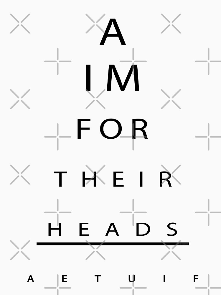 Aim for thier heads (Black) - [Roufxis-RB] by RoufXis